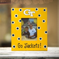 Glory Haus Georgia Tech Logo Frame