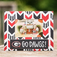 Glory Haus Georgia Go Dawgs Arrow Frame
