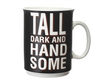 Gourmet du VillageTall Dark and Handsome Mug