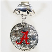 University of Alabama Scarf Pendant