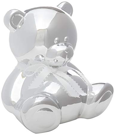 Teddy Bear Ceramic Bank