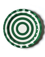 Coton Colors CC-SPT-11RDP-EMD Spot On 11 Ruffle Plate Emerald