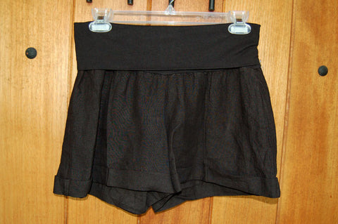 Fresh Laundry Fold Over Shorts - Batyana Boutique