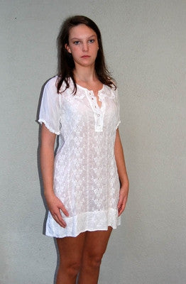 Johnny Was Cecil Tunic - Batyana Boutique  - 1