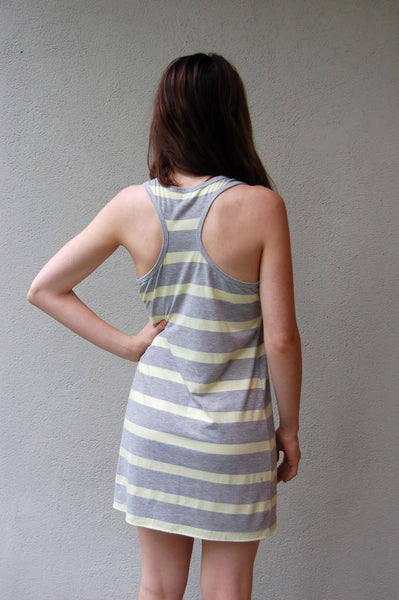 Midi Racerback Tank Dress - Batyana Boutique  - 3