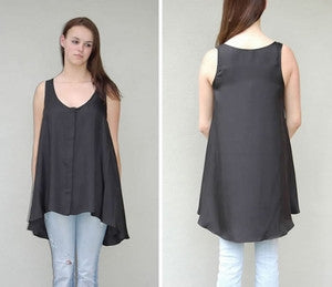 Rachel Pally Snap Front Top - Batyana Boutique  - 1