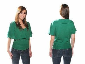Twig Shamrock Avery Sweater - Batyana Boutique  - 1