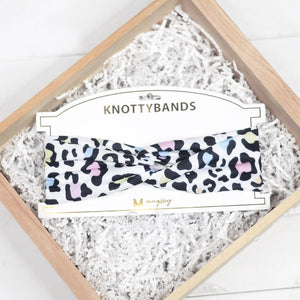 Rainbow Leopard - Headband