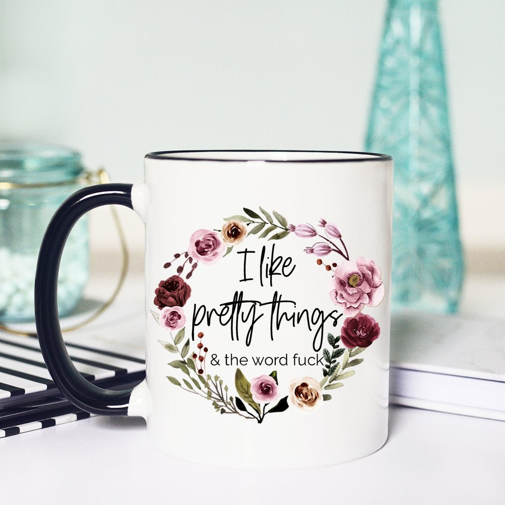 Pretty Things - Mug