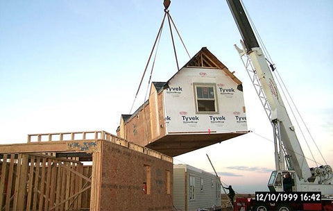 prefabricated home Next Modular Goshen IN