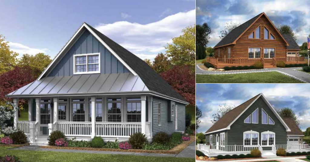 Mountain Vue Cape Cod Modular Home 1 344 Sf 3 Bed 2