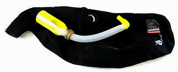 Canmore Synthetic Pipe Bag with Zipper