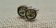 Bagpipe Cuff-links