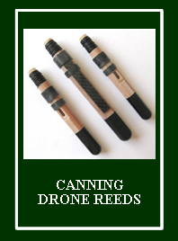 Canning Drone Reeds