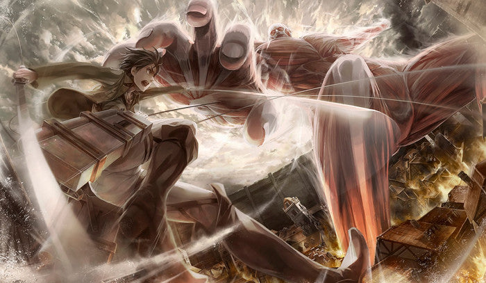 102 - Attack on Titan