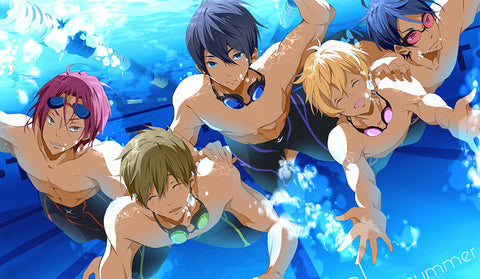 118 - Free! Iwatobi Swim Club