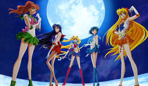 138 - Sailor Moon Crystal