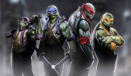 140 - Teenage Mutant Ninja Turtles