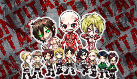 155 - Attack on Titan