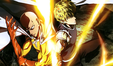 252 - One Punch Man