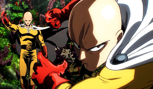 253 - One Punch Man