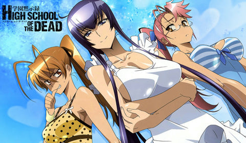 295 - Highschool of the Dead