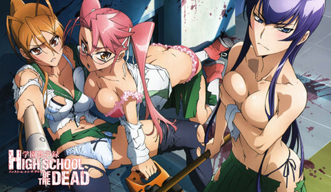 297 - Highschool of the Dead