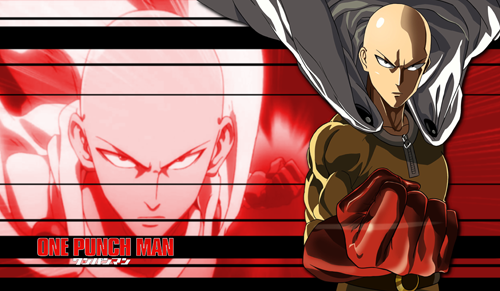 300 - One Punch Man