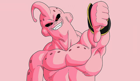 333 - Dragon Ball - Majin Buu