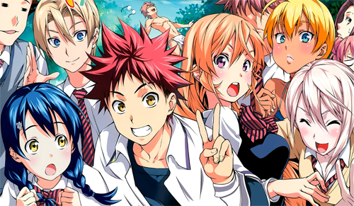 437 - Food Wars! Shokugeki no Soma