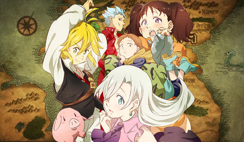 459 - The Seven Deadly Sins