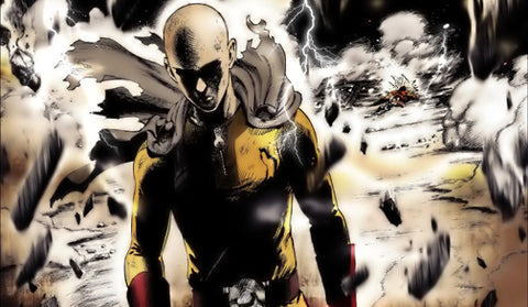 494 - One Punch Man
