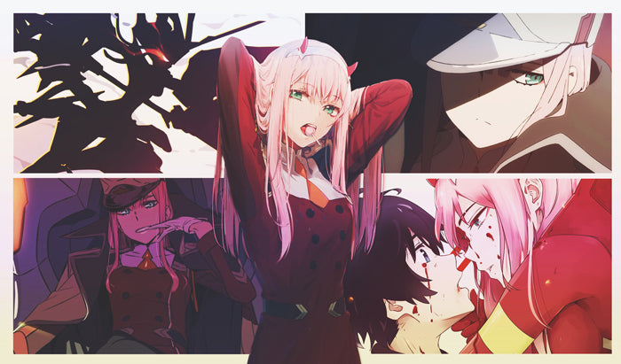 503 - Darling in the Franxx