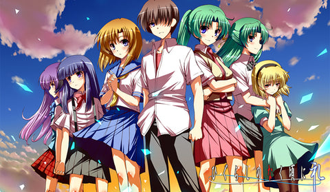 TT014 - Higurashi When They Cry
