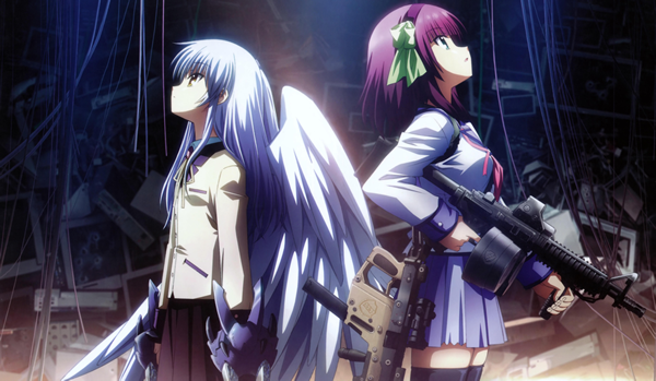 TT117 - Angel Beats