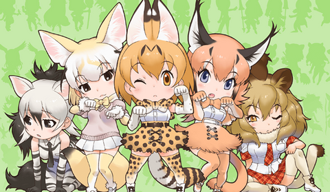 TT188 - Kemono Friends