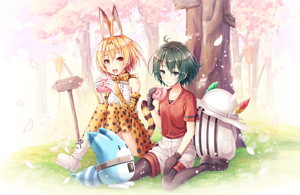 TT283 - Kemono Friends