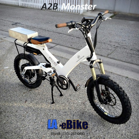 A2B Metro Conversion...more like A2Beast