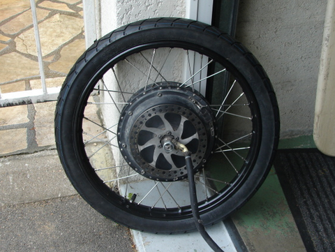 Moped Wheels