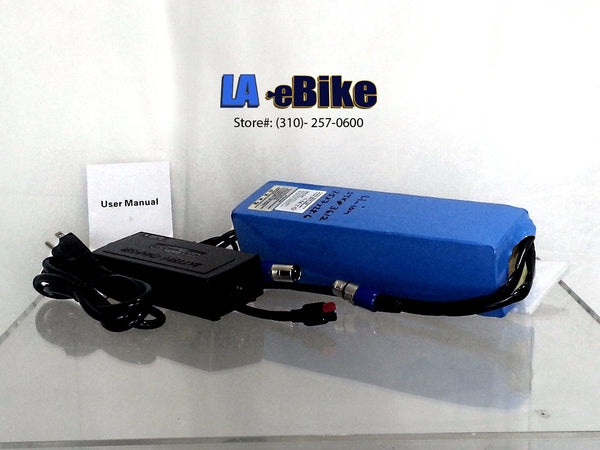 36v 18650 10ah Ebike Lithium Ion Battery Pack With Charger