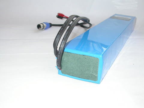 36v 10.4 ah Long Lithium-Ion Battery Pack