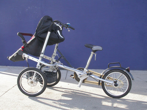 Adult Tricycle w/ Baby Seat