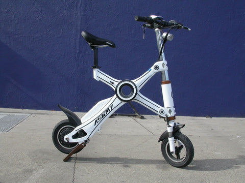 Askmy Folding Electric Scooter