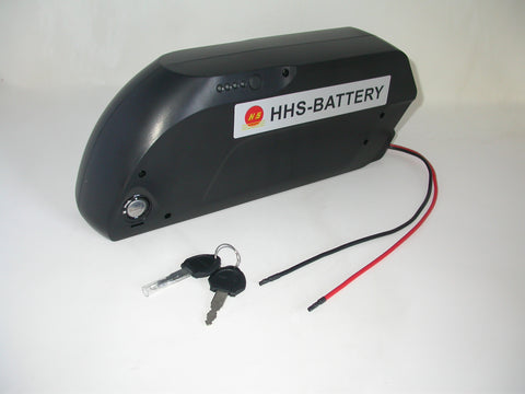 NI2019│52V 12AH Battery - Dolphin Type