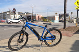 Edge HT Electric Mountain Bike 36V 350W Blue