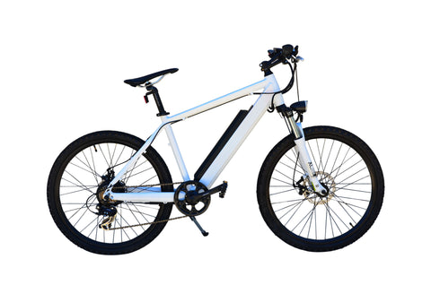 Edge HT Electric Mountain Bike 36V 350W White