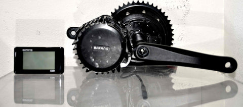 Bafang BBSHD 1000W 68mm-73mm Bottom Bracket Mid Drive Electric Drive Kit