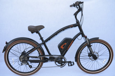 Leisger CD5 Electric Comfort Bike