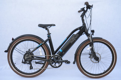 Magnum UI5 Electric Hybrid Bike 36V/13AH (Black)