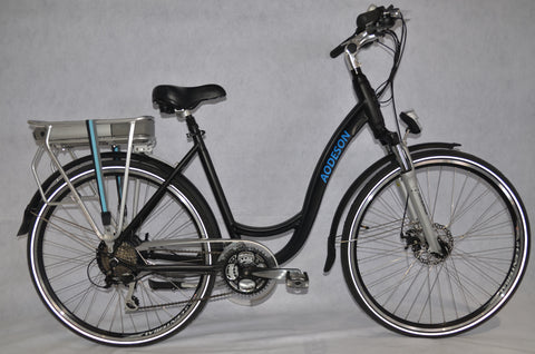 Electric Step-Thru City Commuter, Aodeson TF706